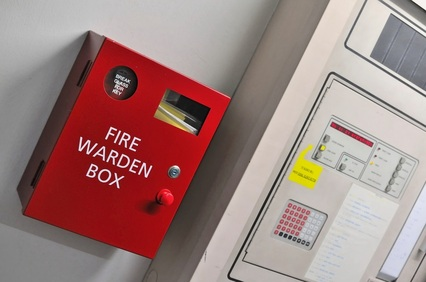 Fire warden waterford